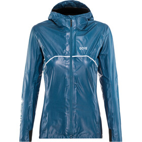 GORE WEAR R7 Gore-Tex Shakedry Trail Running Jacket Women blue